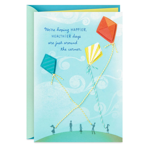 Happier, Healthier Days Get Well Card From Us