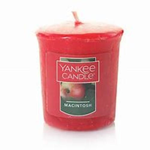 Yankee Candle Macintosh Sampler Votive 1.75 oz