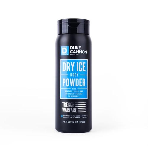 Dry Ice Body Powder