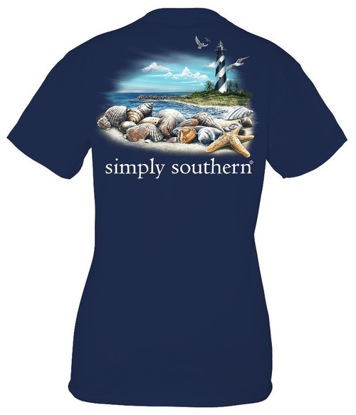 Simply Southern Mens - Lighthouse