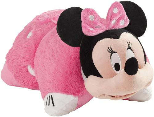Disney Pink Minnie Mouse Pillow Pet