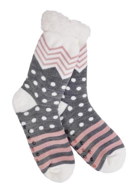 New Friends Sherpa Thermal Slipper Socks