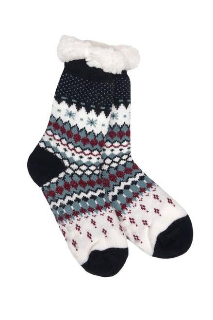 Swiss Alpine Thermal Slipper Socks