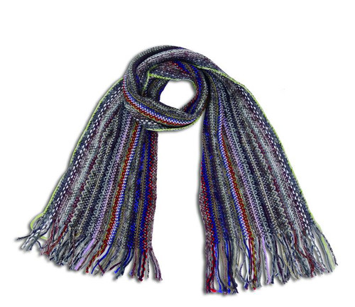 Multi Color Giving Scarf