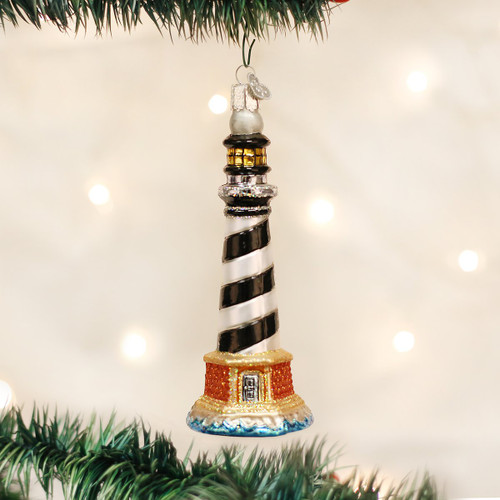 Cape Hatteras Lighthouse Ornament