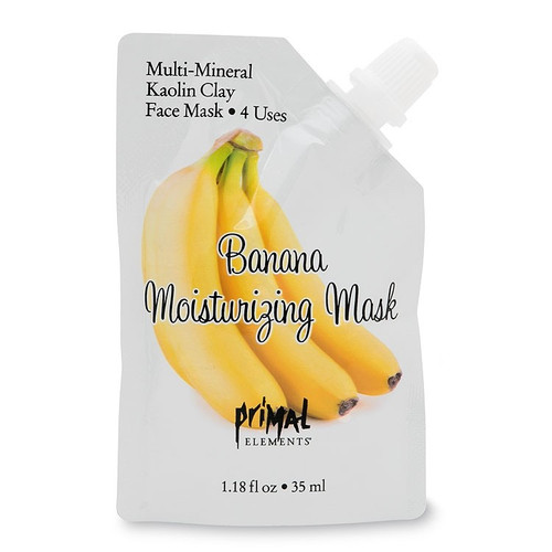 Banana Moisturizing Mask