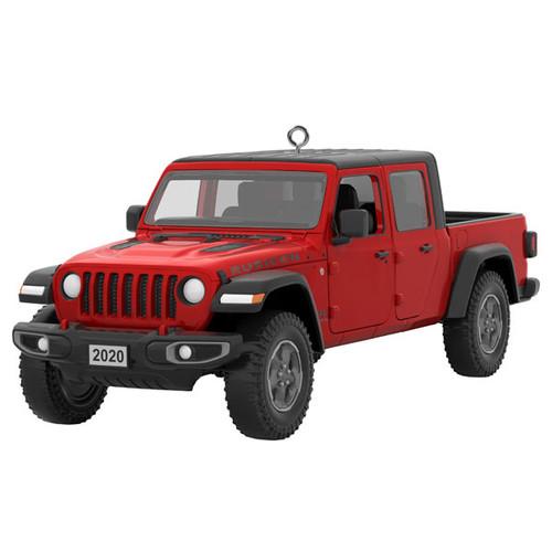 2020 Jeep Gladiator Rubicon 2021 Metal Ornament