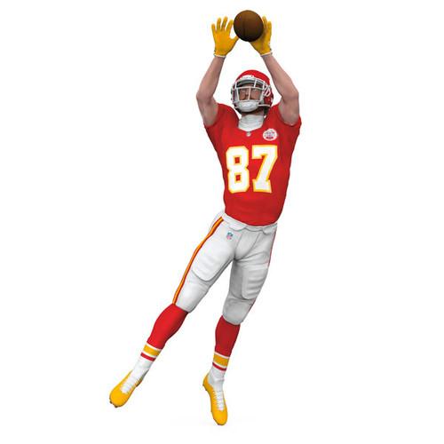 NFL Kansas City Chiefs Travis Kelce Ornament