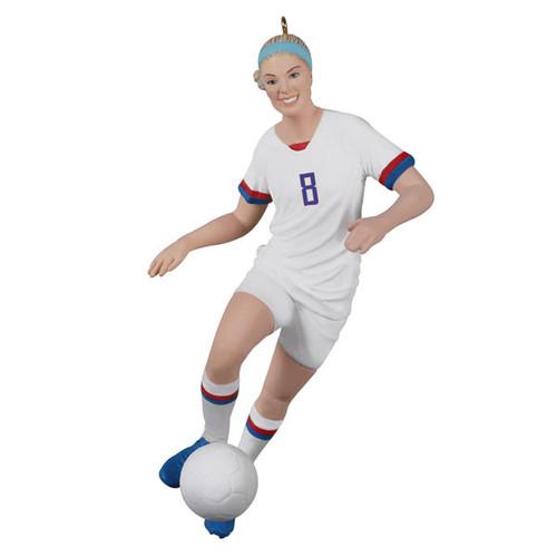 U.S. Women's National Soccer Team Players Association Julie Ertz Ornament