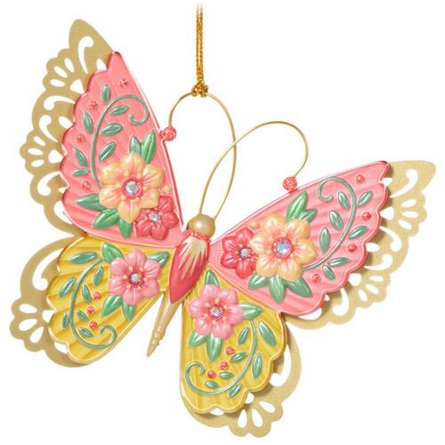 Brilliant Butterflies Ornament (5th)