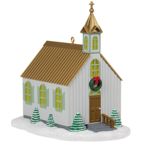 All Are Welcome Church Ornament