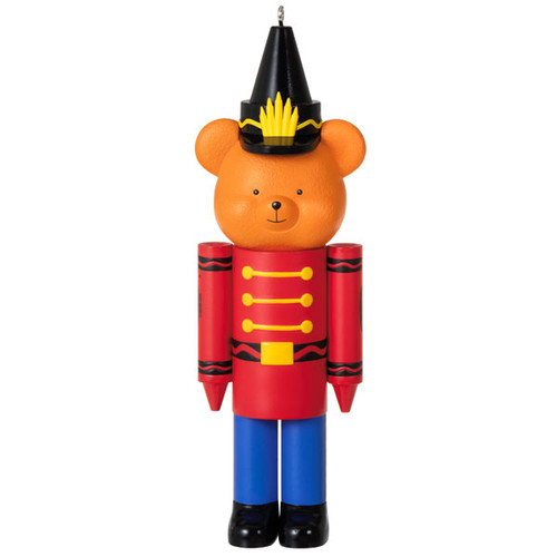 Crayola® Colorful Toy Soldier Ornament