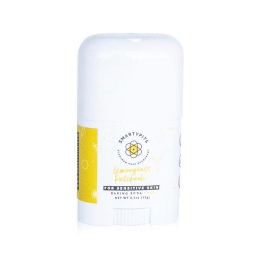 Mini Lemongrass Patchouli Sensitive Skin Formula (baking soda free)