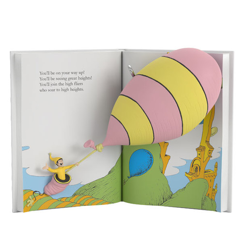 Dr. Seuss's Oh, the Places You'll Go!™ Book Ornament