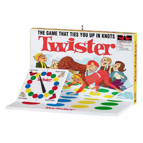 Hasbro® Twister® Family Game Night Ornament