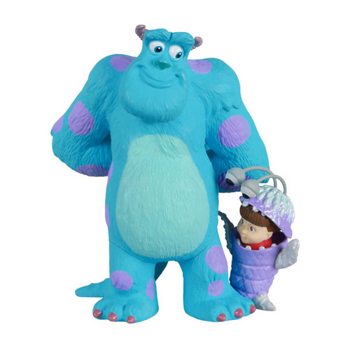 Disney/Pixar Monsters, Inc. 20th Anniversary Sulley and Boo Ornament