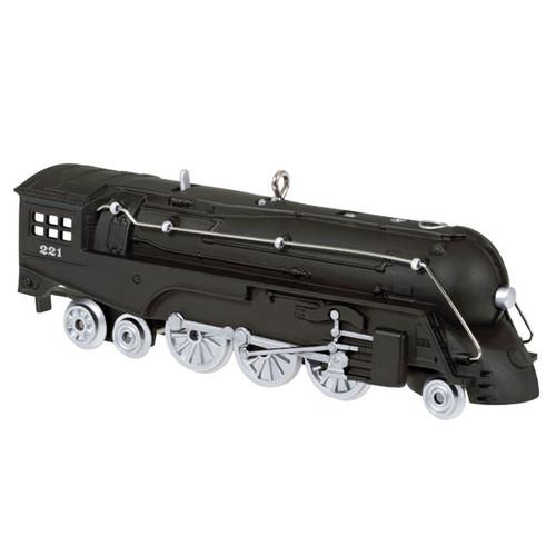"Lionel® Trains 221 New York Central ""Empire State"" Locomotive Metal Ornament"