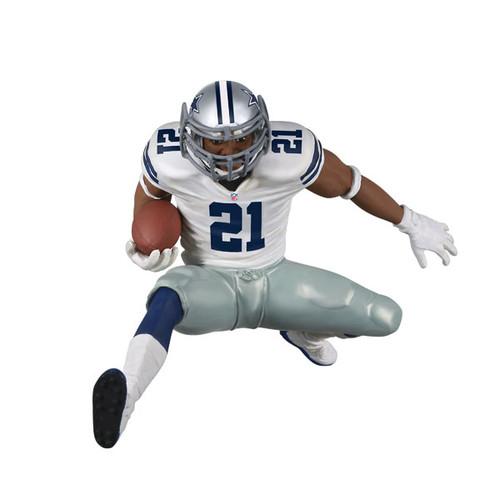 NFL Dallas Cowboys Ezekiel Elliott Football Legends Ornament