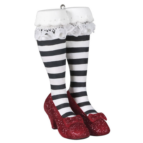 The Wizard of Oz™ Ruby Slippers™ Ornament