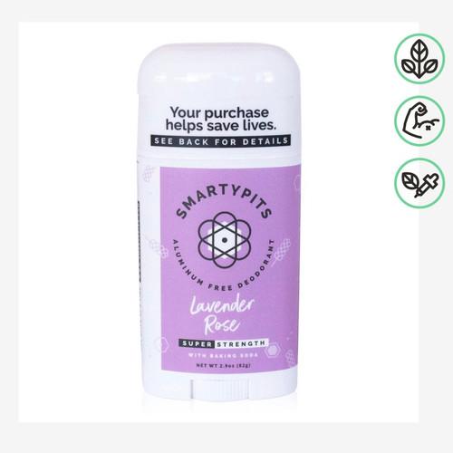 Lavender Rose Super-Strength Formula (with baking soda)