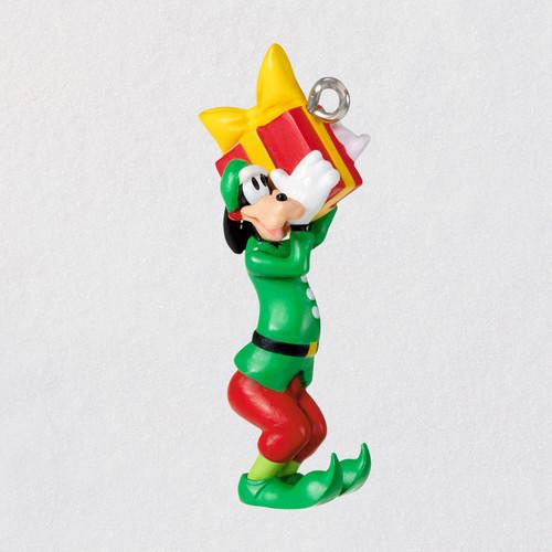 """Mini Disney Merry Lil' Goofy Ornament, 1.3"""""""