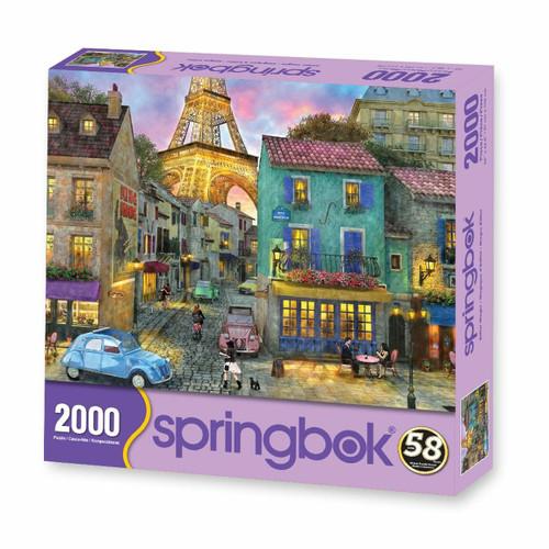 Eiffel Magic 2000 Piece Jigsaw Puzzle
