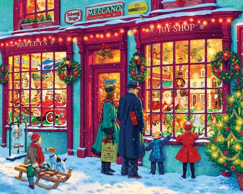 Toy Shop 1000 Piece Jigsaw Puzzle