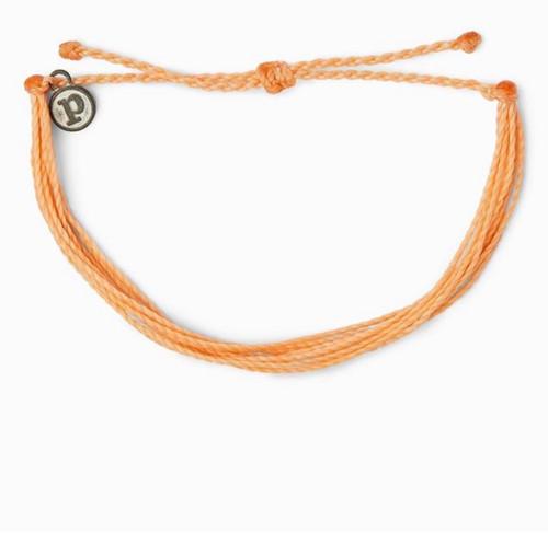 Pura Vida Peach Original Bracelet