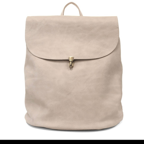 Joy Susan Backpack - Dove Grey