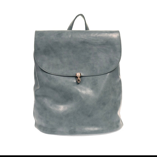 Joy Susan Backpack - faded denim