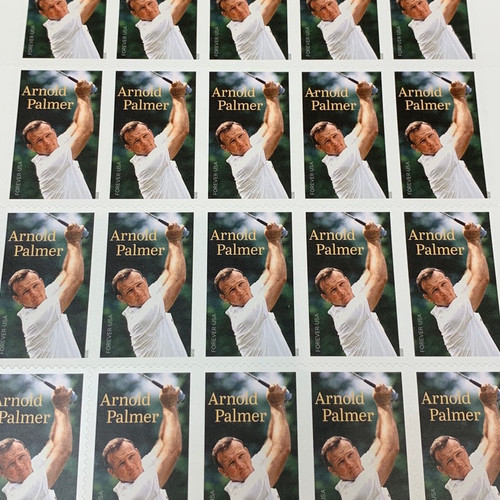 First Class Stamps - Arnold Palmer