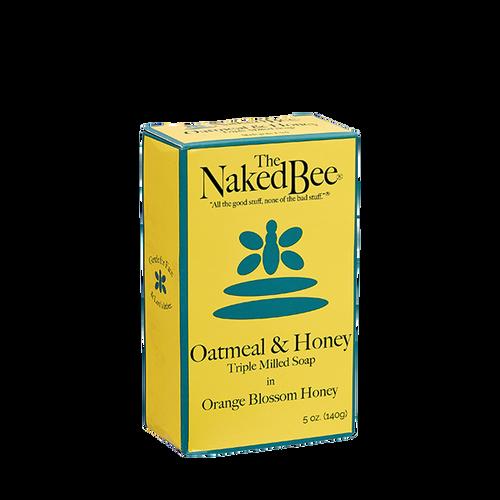 The Naked Bee Triple Milled Soap Orange Blossom Honey