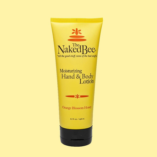 The Naked Bee Moisturizing Hand And Body Lotion