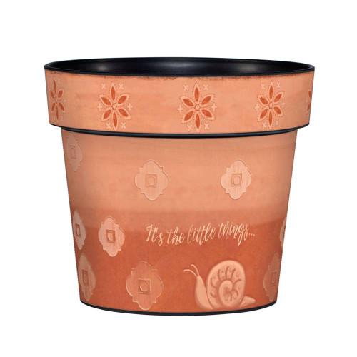 Terra Flora 6 inch Art Pot