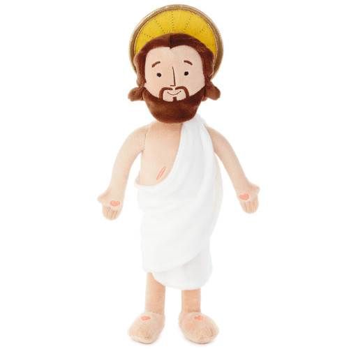 "Jesus Lives 14"" Plush"