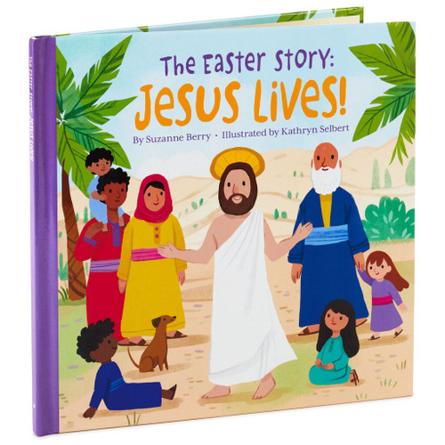 Jesus Lives the Easter Story Book