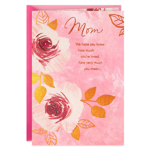 Today and All Days Mother's Day Card