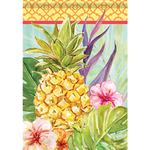 Tropical Bliss Garden Flag
