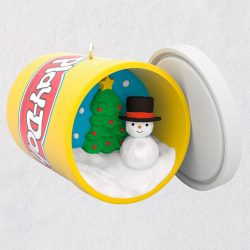 Snow Much Play-Doh® Fun Hasbro®QXI2274