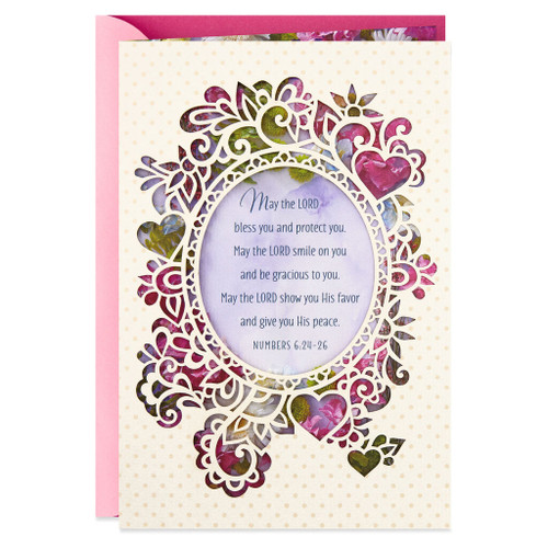 Day Spring A Blessing of Goodness Religious Mother's Day Card