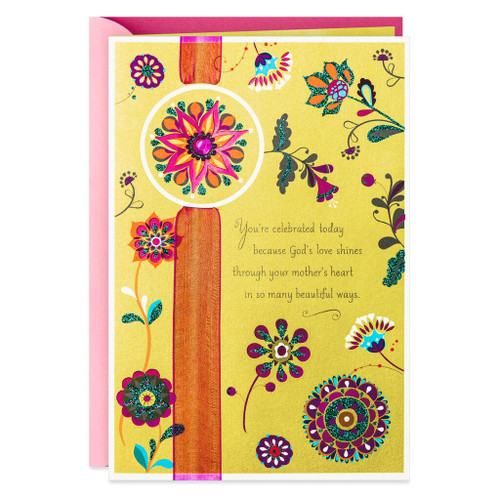 Day Spring God's Love Shines Through You Religious Mother's Day Card