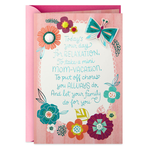 You're Loved in Every Way Mother's Day Card