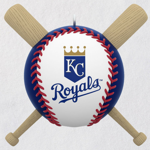 MLB Kansas City Royals™ Take Me Out to the Ball Game Musical Ornament