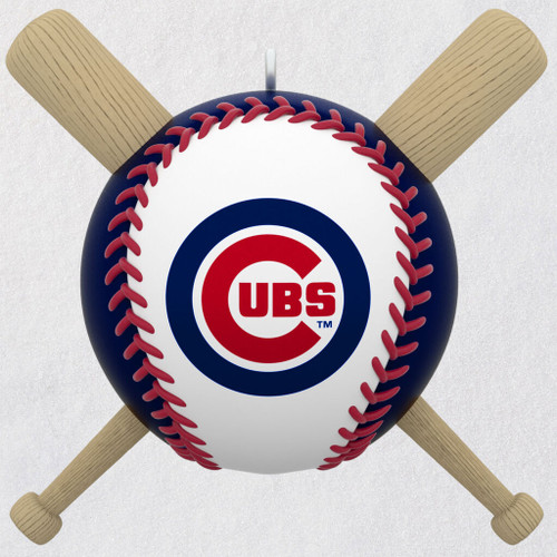 MLB Chicago Cubs™ Take Me Out to the Ball Game Musical Ornament
