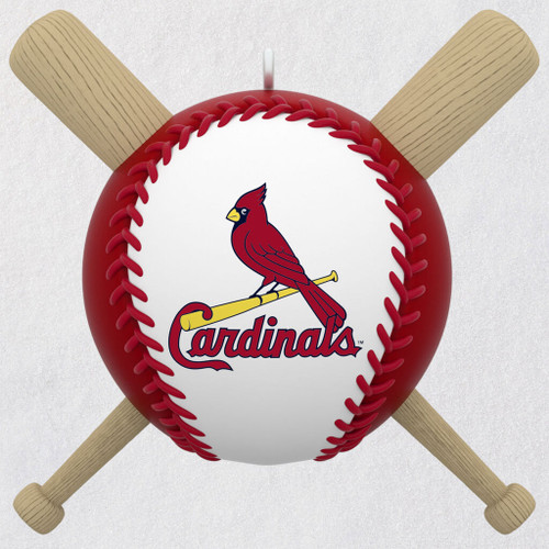 MLB St. Louis Cardinals™ Take Me Out to the Ball Game Musical Ornament