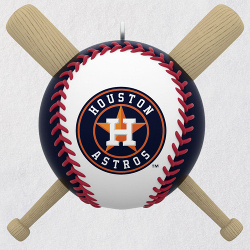 MLB Houston Astros™ Take Me Out to the Ball Game Musical Ornament