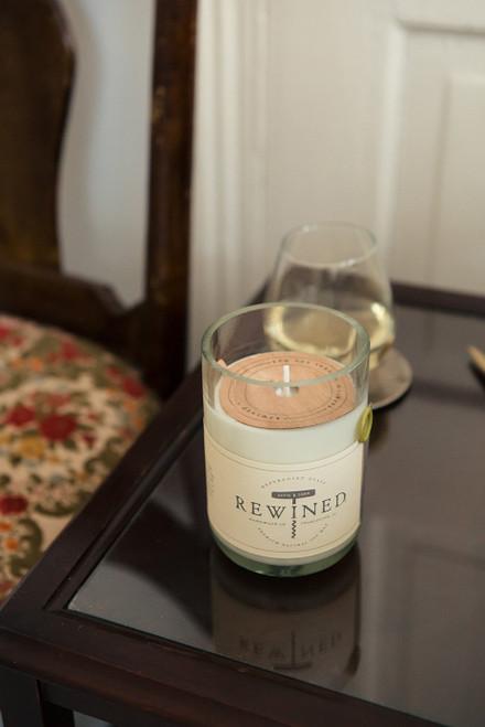 Rewined Candle Vinho Verde 110z