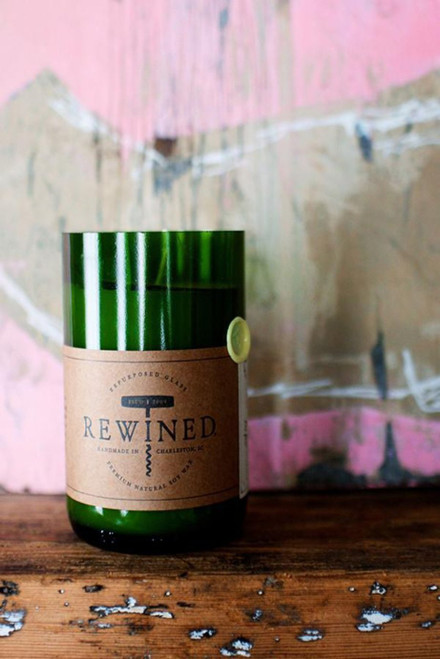 Rewined Candle Chardonnay 110z