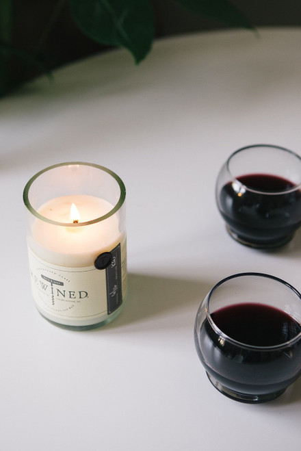 Rewined Candle Syrah 11oz