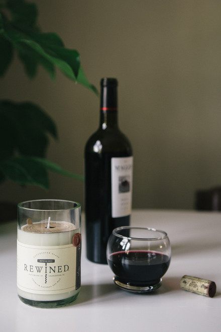 Rewined Candle Zinfandel 11oz